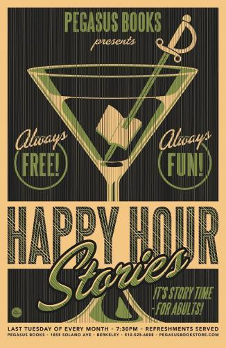 Happy Hour Stories A Celebration Of Young Adult Fiction